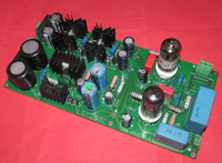 LG203C imitation and Tian Mao version 310V 6N2+6N1 high voltage power supply before the biliary circuit board