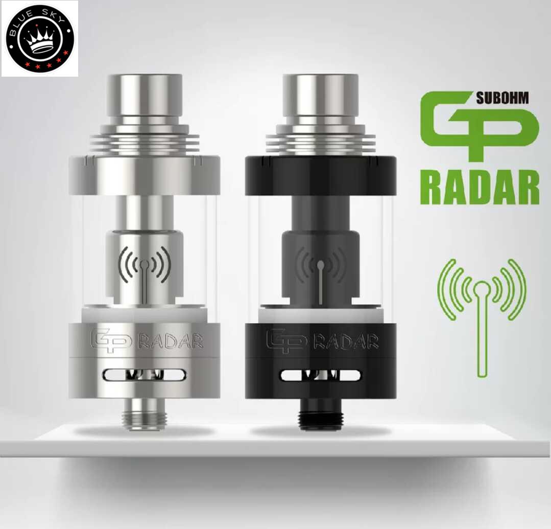 Electronic cigarette, GTP radar, electronic smoke remover, ceramic core, pure cotton core, RBA core stainless steel atomizer