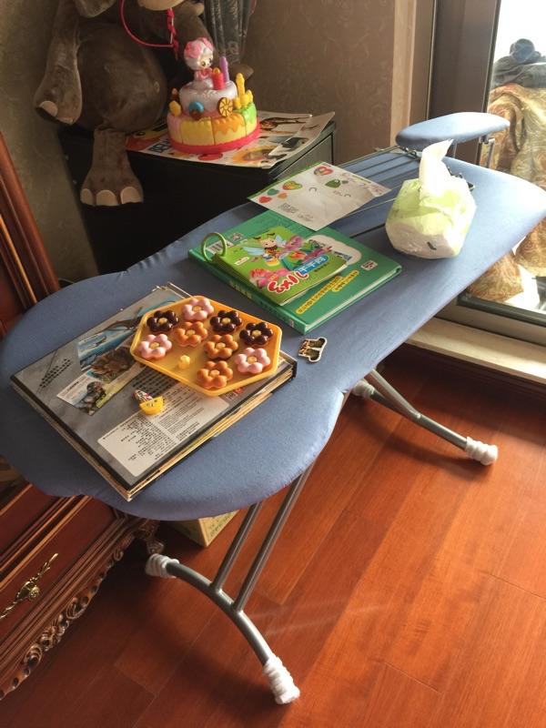 电熨斗架韩国出口异形大号烫衣板家用烫衣架升降式可折叠熨衣板