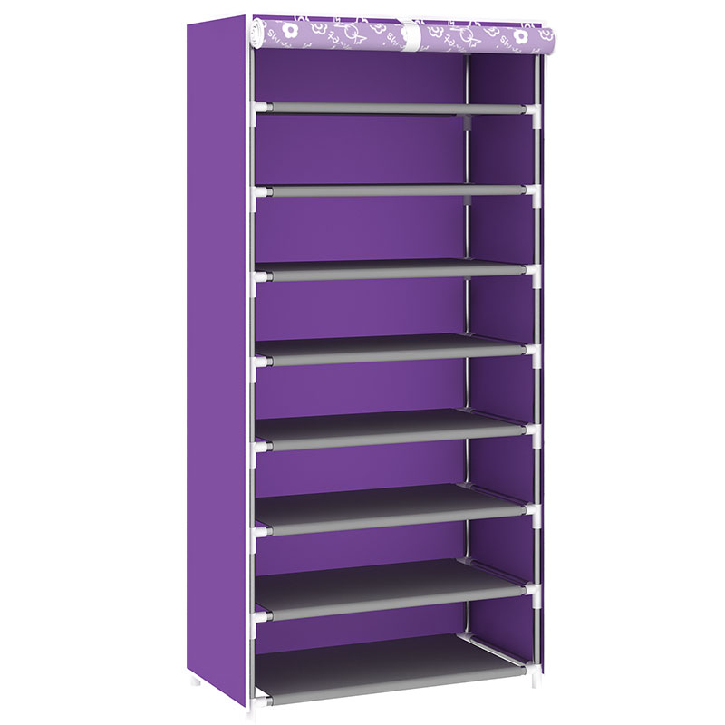 Multifunctional simple rack type dust dormitory household economy special offer multi modern storage cabinet