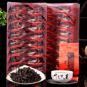武夷山岩茶浓香乌龙茶碳焙大红袍送礼茶叶传统工艺老茶鬼实惠480g