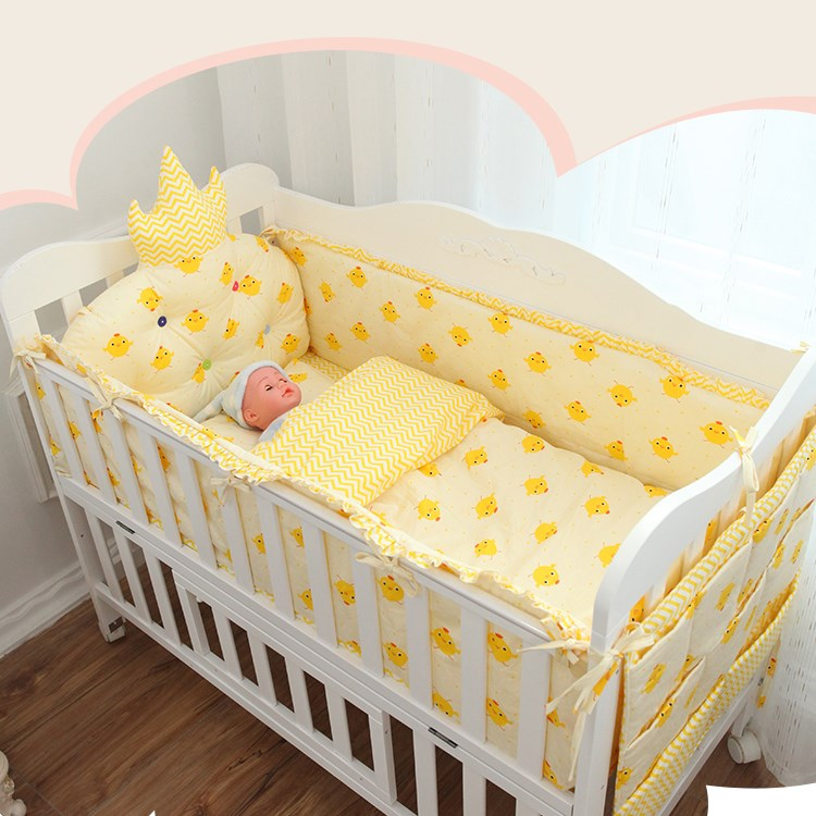 夢安馨綿ベッドをベビーベッドベッド赤ちゃん寝具をベッドの品四六十点セット