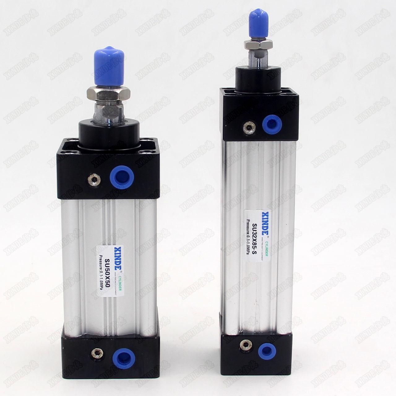 SU63 standardnih valj airtac standard valj SU63X25X50X75X100X150X200-S valj