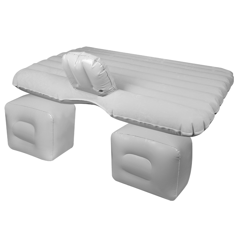 The car rear inflatable pad gap filling vehicle general mattress flocking driving equipment