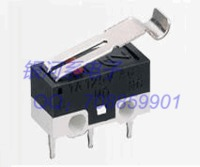 Manufacturers supply high life bent handle mouse switch MICRO SWITCH micro switch FKX-002-SW3