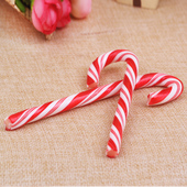 Christmas Candy Canes Gift Box