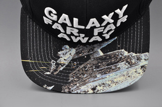 ORIGINAL SNAPBACK x Star Wars Galaxy Far, Far Awayy