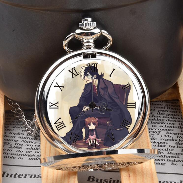 Youth Black Jack Pocket Watch Watch Anime Peripheral Second Element Cos School Graduation Otaku Rotten Girls Day Gift