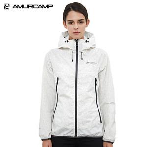 英国 Amurcamp 230克超轻 1万防水透湿防暴雨级 女纸感冲锋衣 主图