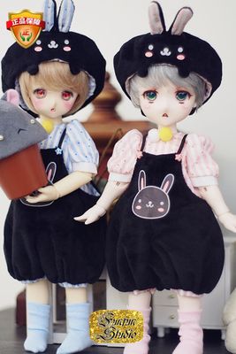 taobao agent 【Spot】BJD baby clothes【Zoo series】+Chocolate Mooncake Rabbit +8643 points giant baby xaga