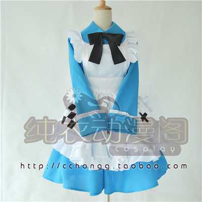 taobao agent 【March 8th Alliance】APH hetalia rosa cos maid outfit british sex transfer COSPLAY