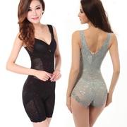 Tingmei ya đích thực (mới) sau sinh giảm béo mà không có bụng corset hông dính liền cơ thể hình thành đồ lót cơ thể