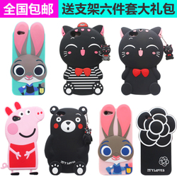 low priced 15905 21070 Cute Girls Phone Case Peppa Pig 3D Cartoon Silicone TPU Covers OPPO ...