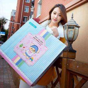 Bộ sơ sinh của đóng hộp bé trẻ sơ sinh quần áo trẻ em hộp quà tặng bông 0 nam giới và phụ nữ 1 mùa hè 3 phần mỏng 6 một tháng