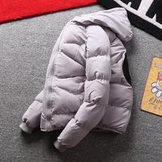 男士外套冬季2017新款男装冬天棉衣韩版修身潮流棉服加厚棉袄衣服