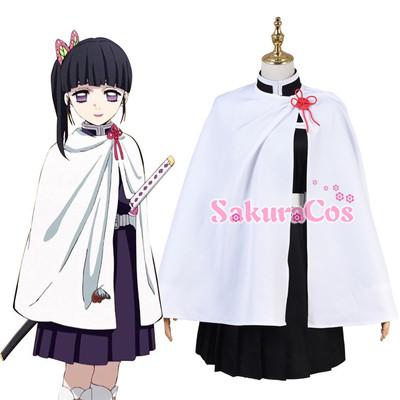 taobao agent Spot Ghost Slayer Blade Chestnut Flower Falling Channahu COS Ghost Slayer Team Uniform Cosplay Costume