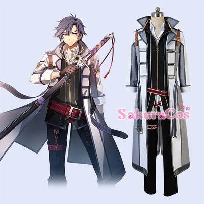taobao agent The Legend of Heroes: Trails of the Lights III Lien Shu Huaze cosplay costume