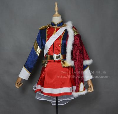 taobao agent Girls Opera Aicheng Hualian cosplay costume custom-made