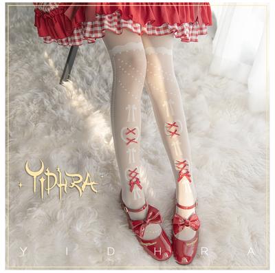 taobao agent Yidhra original {奥菲利亚}Ophelia Lolita stockings
