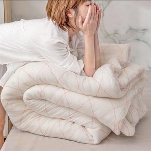 棉絮棉被棉胎垫被学生棉被子床垫褥子被芯单人春秋冬被被褥加厚被