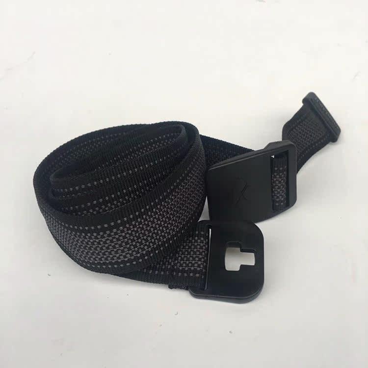 Trọng lượng nhẹ sự lựa chọn unisex ngoài trời thường nylon vành đai dệt vành đai trọng lượng chỉ 40g