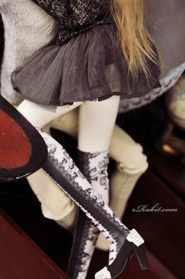 taobao agent Clearance discount offer BJD3 points baby girl dress yarn skirt bottom skirt short skirt DD/16 female/volks/luts LC013