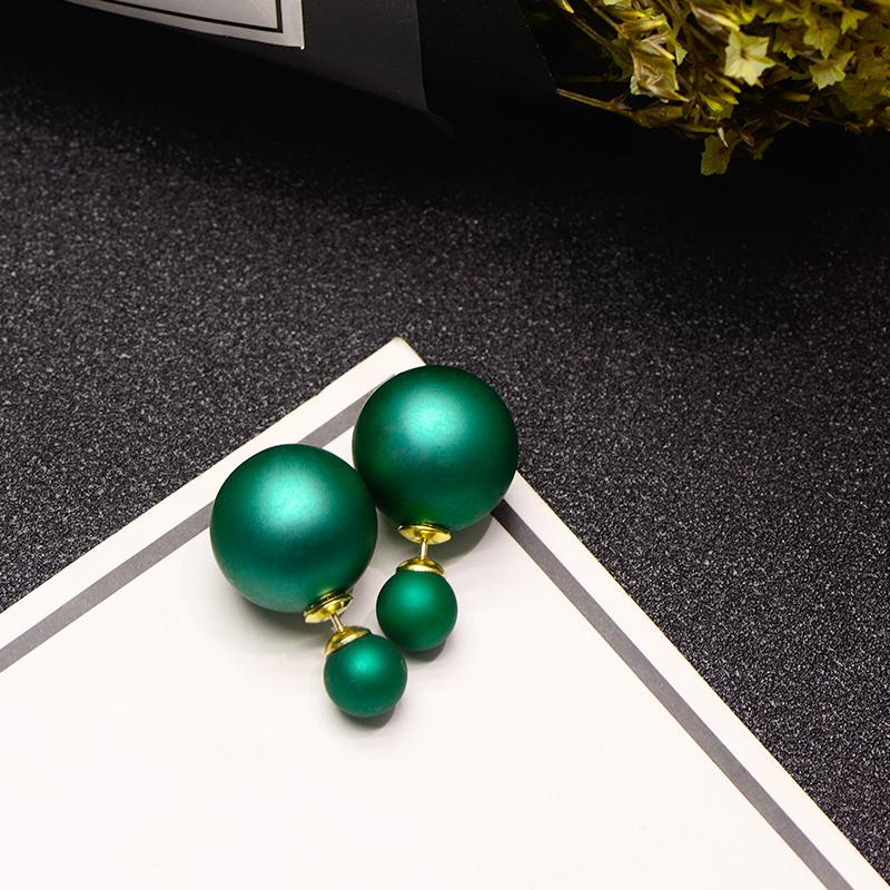 绿+绿后珠