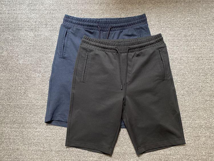 2020最新款 ~E系列 标志性LOGO 弹力面料 短裤