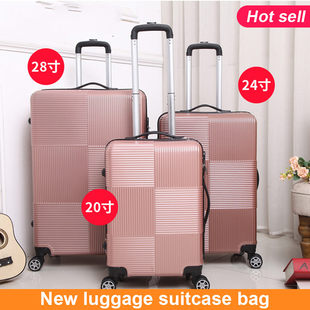 28 inch student travel women men luggage suitcase bag bags new