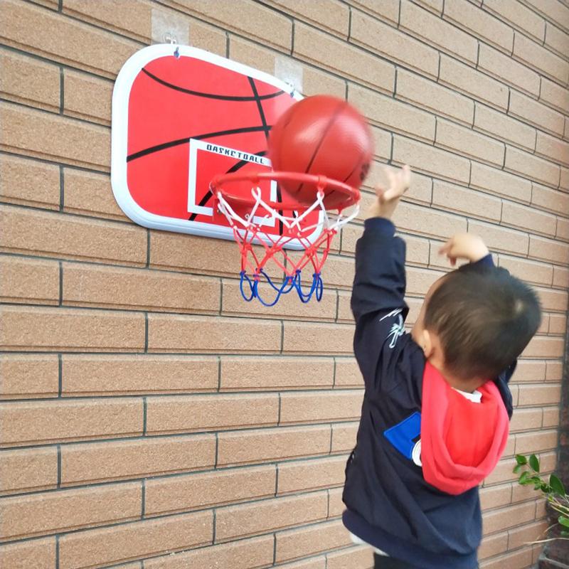 免打孔挂式篮球架儿童篮球框
