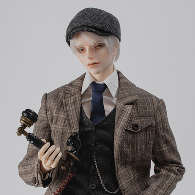 taobao agent Ringdoll ring humanoid white king suit version official genuine styleB BJD doll SD uncle male