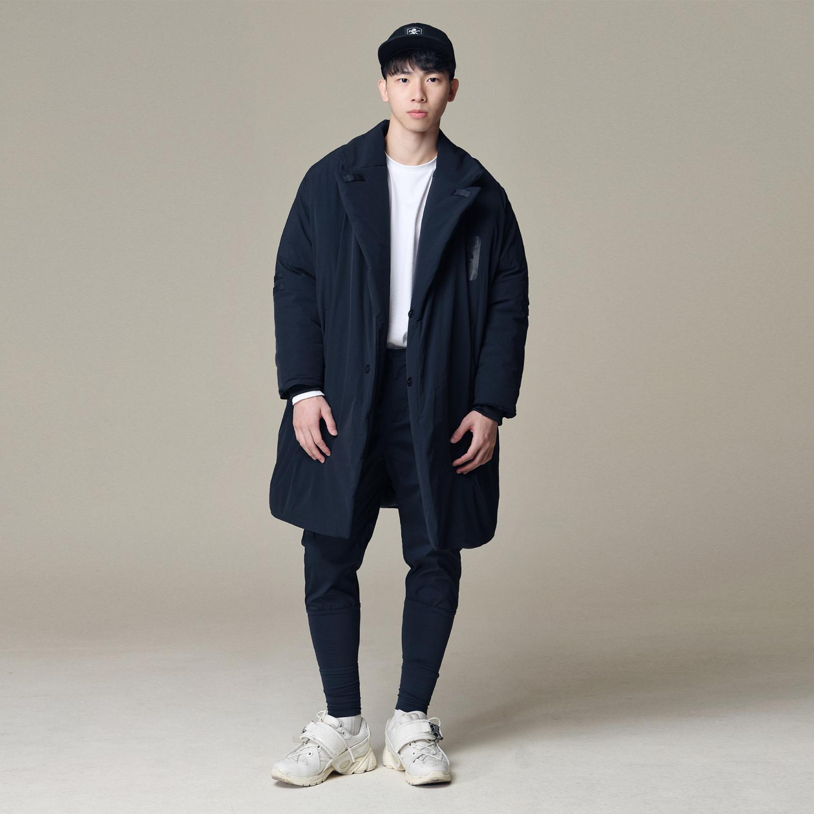 Áo khoác cotton dày quá khổ ngày 28 tháng 3 - Bông