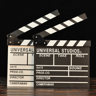 wooden film film board board director board photo studio taobao photography props decorative ornaments