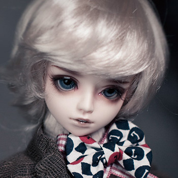 taobao agent [Ghost Qi Human Type] 1/4 Smart Series-Shili Candlenut (4 points size BJD baby)