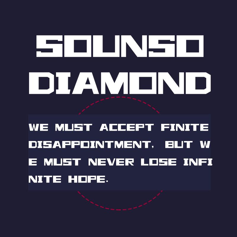 A004-Sounso Diamond