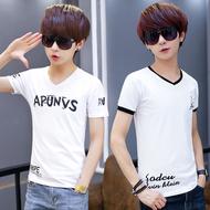Cậu bé lớn t-shirt boy 12-15 tuổi nam ngắn tay cotton nửa tay 13-14-16 thanh thiếu niên junior học sinh trung học từ bi mùa hè