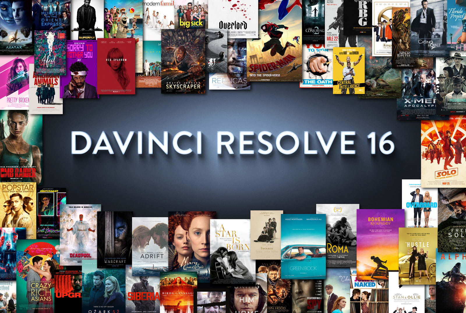 【A93】达芬奇调色软件DaVinci Resolve Studio 16.0b1 Win 中文/英文破解版