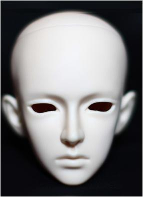 taobao agent [Ghost Qi Human Type] SPIRIT 70CM Uncle-Zhang Wu (Firson) Naked Head (1/3BJD Doll)