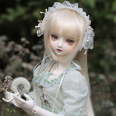 taobao agent Free shipping + gift pack painting world society 3 points girl linda Linda 1/3 bjd doll genuine