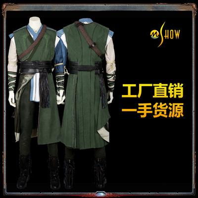 taobao agent Man's Show Doctor Strange Cos
