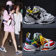 2019 新品 运动 休闲  低帮 女鞋 WZ1-1902P85