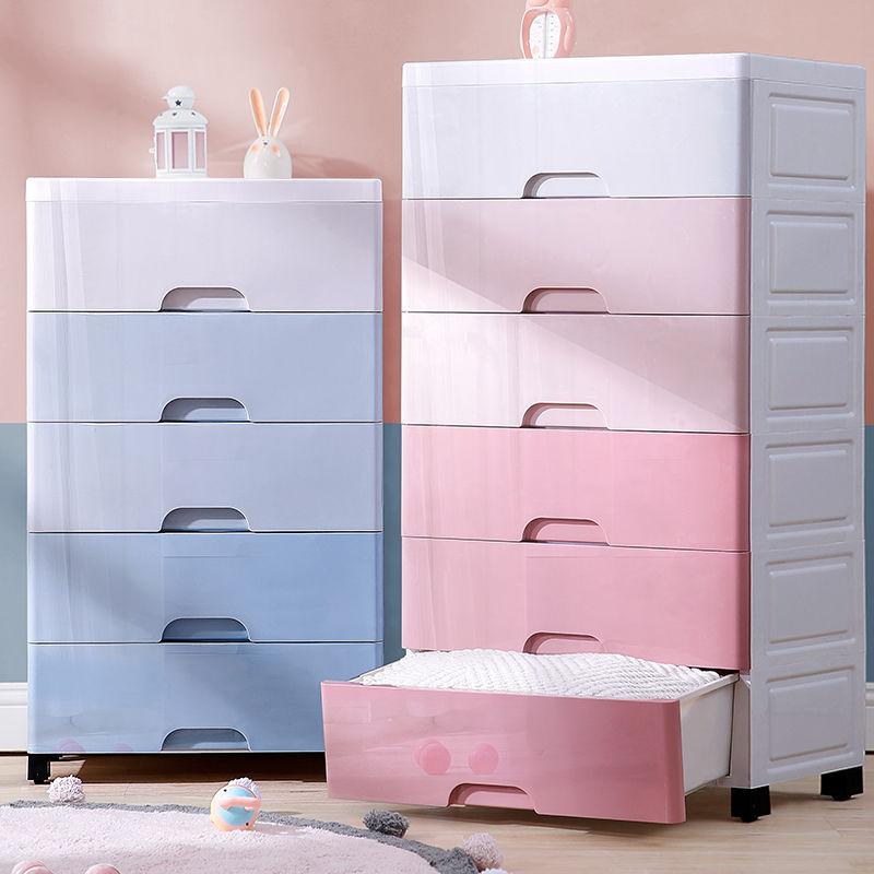 塑料收纳箱特大号家用整理储物箱子多功能周转箱装衣服玩具收纳盒