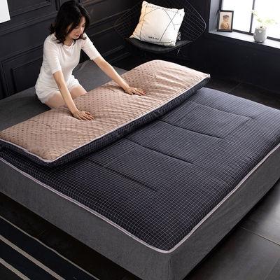 床垫加厚软垫宿舍褥子学生单人垫子榻榻米海绵垫被家用双人床褥垫