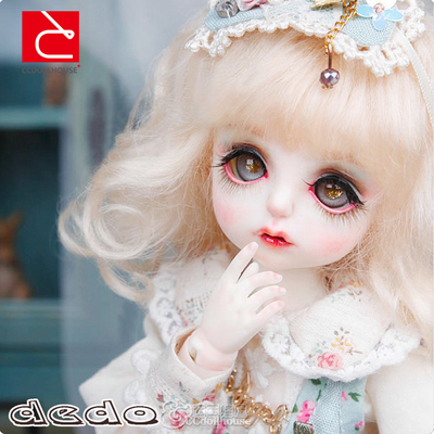 taobao agent GEM DEDO 6 points BJD doll SD girl genuine six points bjd doll full set