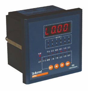 安科瑞ARC-10/J功率因数自动补偿控制器