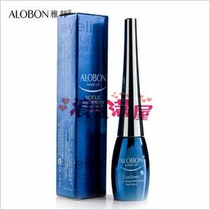 ALOBON Yabang Eyeliner Không Thấm Nước 8ml Hard Head Nhẹ AEL26 Nhập Khẩu Lỏng Yabang Eyeliner
