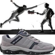 Dành cho người lớn Hàng Rào Giày Trẻ Em Hàng Rào Giày Đấu Kiếm Sneakers Chuyên Nghiệp Nặng Đào Tạo Thể Thao Hàng Rào Thực Hành Hàng Rào Cạnh Tranh