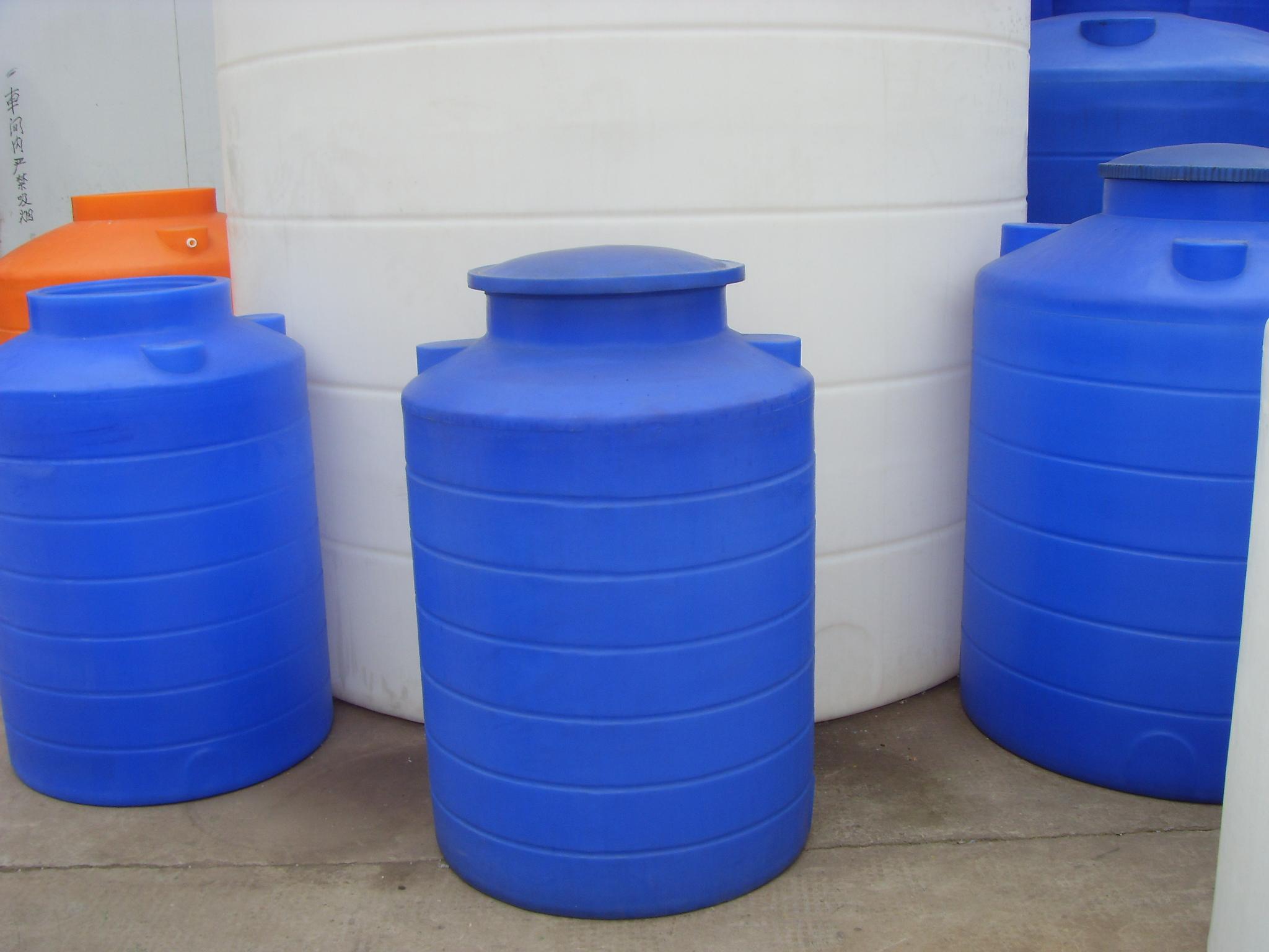 [Nhà máy cung cấp trực tiếp] nhập khẩu nguyên liệu mới rotomold một khi thùng chứa khuôn tròn Bể chứa nhựa phẳng - Thiết bị nước / Bình chứa nước