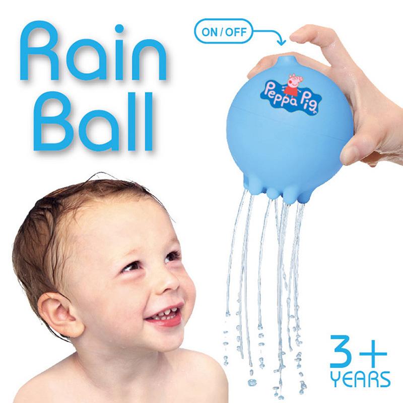 Giá rẻ và vui vẻ bé tắm đồ chơi nước mưa bóng bồn tắm bồn tắm bơi nước đồ chơi trẻ em