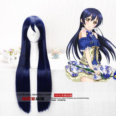 taobao agent LOVE LIVE! お花編_覚awakening Flower Elf Scepter Clothes Sonoda Umi cosplay wig